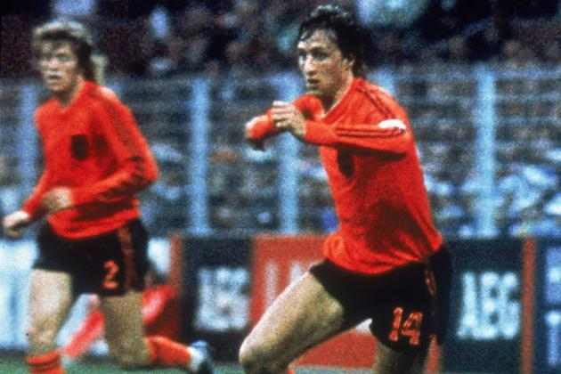 World Football: Ranking the 20 Best Dutch Players of All Time