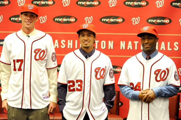 Washington Nationals: The Franchise's Top 7 Prospects Not Named Bryce Harper
