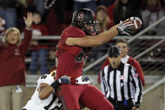 2012 NFL Draft: Ranking This Year's Best Options at Tight End