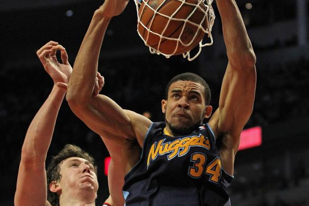 NBA Free Agency 2012: Breaking Down Best Landing Spots for JaVale McGee