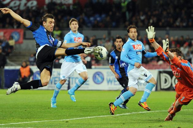 Serie A's Best Strikers: Rating the League's 10 Most Important of 2011-12
