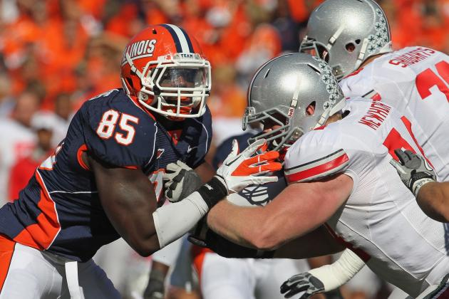 2012 NFL Draft: Whitney Mercilus' 6 Biggest Strengths and Weaknesses
