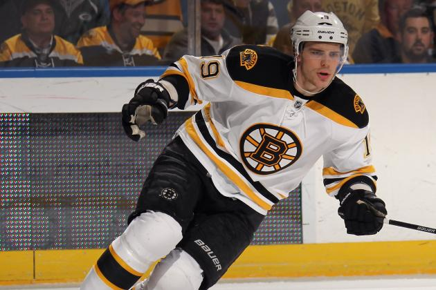 NHL Playoffs 2012: Ranking Boston Bruins' Most Critical Players for Cup Run