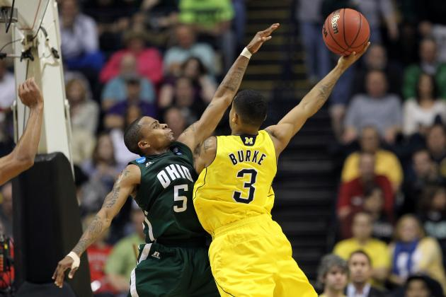 Michigan Basketball: 3 Reasons Trey Burke Was Wise to Return to Ann Arbor