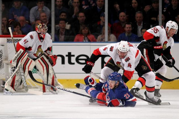 NHL Playoffs 2012: What New York Rangers and Ottawa Senators Series Has Shown Us