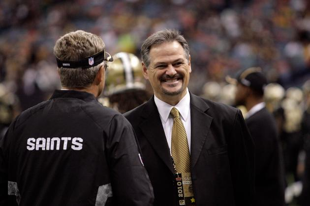 New Orleans Saints Draft Update: Latest News, Trade Rumors and Storylines