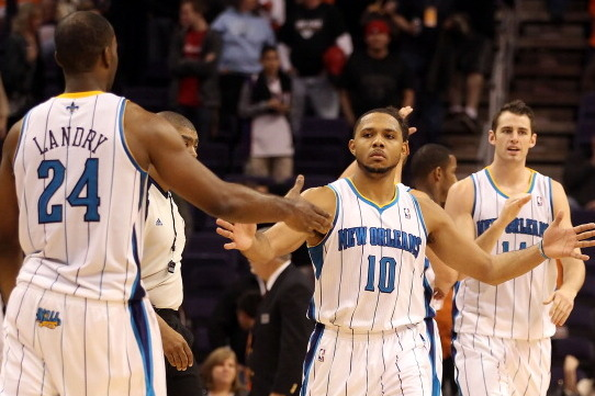 What New Orleans Hornets Can Learn from NBA's Top Teams