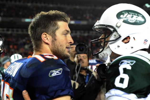 NFL: Tim Tebow, Mark Sanchez and Other First-Round QB Couples That Didn't Work