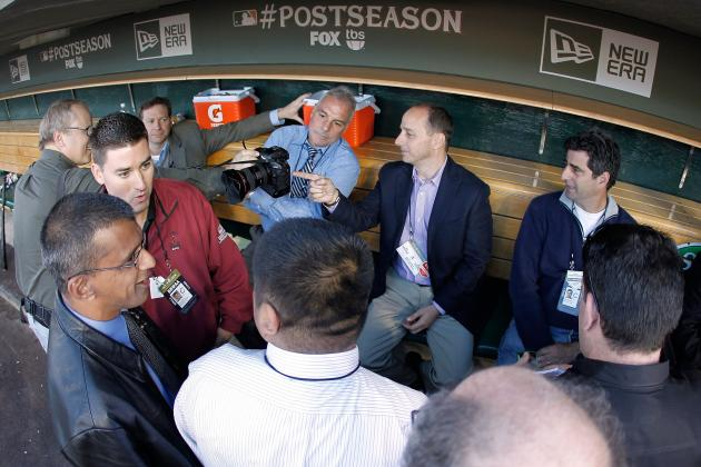 New York Yankees: Predicting Brian Cashman's Trade Deadline Plans in 2012