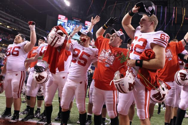 Wisconsin Football: 5 Reasons Badgers Will Dominate the Big Ten in 2012