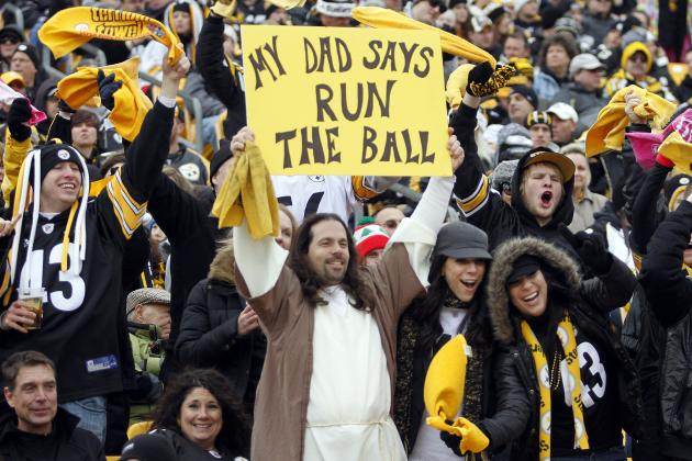 2012 NFL Schedule: Steelers Schedule and Opponent Breakdown