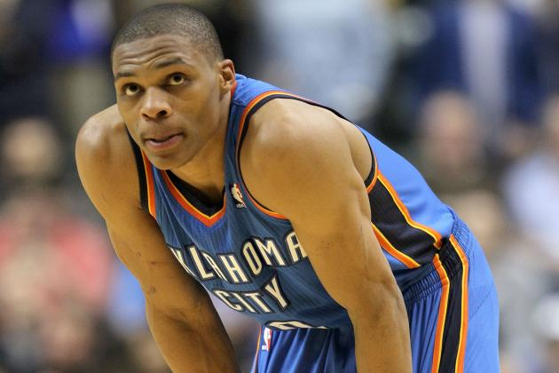 6 Reasons Russell Westbrook Will Lead the Thunder to an NBA Title