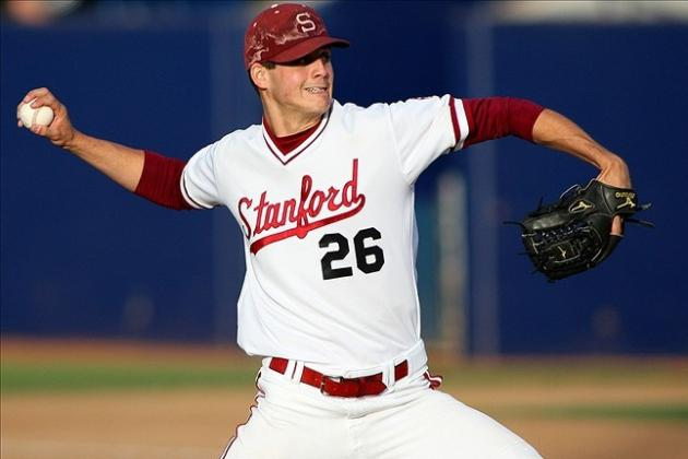 MLB Draft 2012: Top 25 College Baseball Prospects