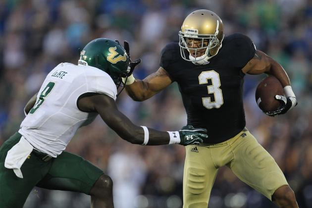 Miami Dolphins Draft 2012: 5 Reasons Miami Should Consider Michael Floyd