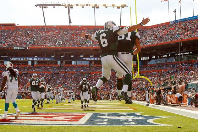 New York Jets 2012 NFL Schedule: Game-by-Game Predictions, Info and Analysis