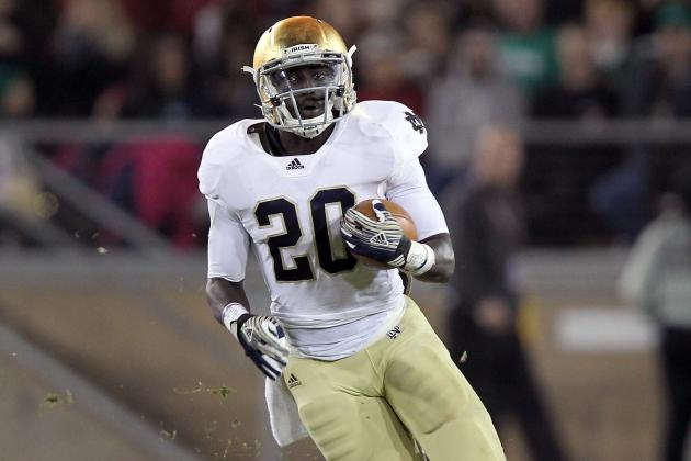 10 Notre Dame Players Who Will Shine for the Fighting Irish in 2012