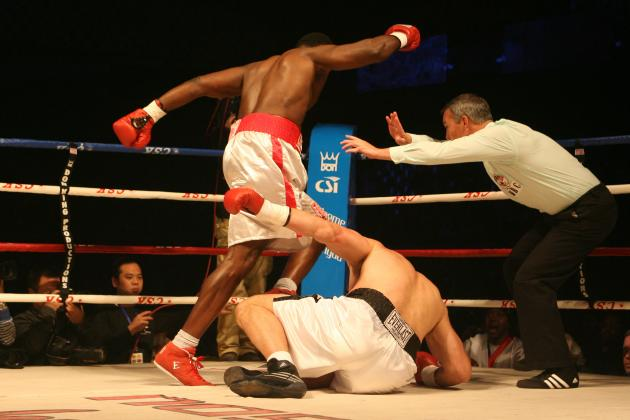 5 Fastest Knockouts in a Boxing Title Fight