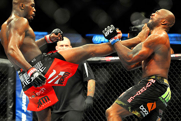 UFC 145: Jon Jones and the Top 10 Workhorses in MMA