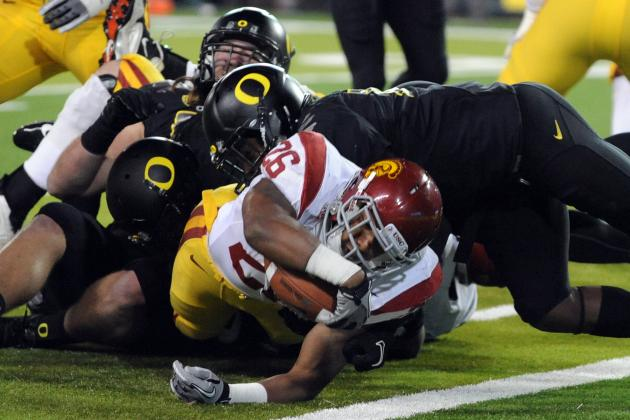 Pac-12 Power Rankings: Early Look at Where USC, Oregon and Pac-12 Teams Stand