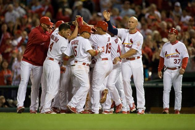 St. Louis Cardinals: Grading the Performance of Each Regular so Far