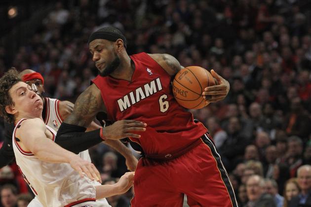 NBA Power Rankings: 7 Teams with a Legitimate Title Shot