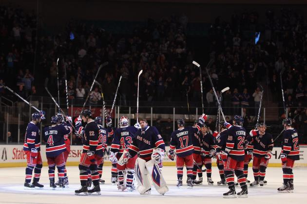 5 Reasons a NY Rangers-Canucks Stanley Cup Finals Would Be Amazing
