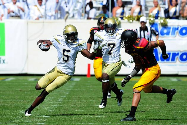 2012 NFL Mock Draft: 6 Players That Teams Will Reach for in the 1st Round