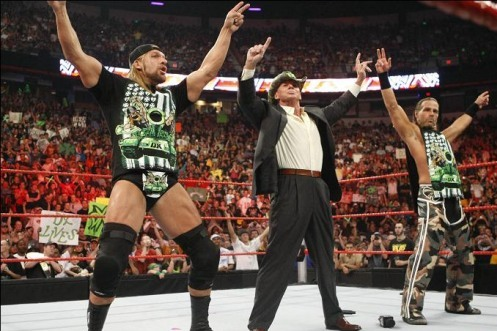 WWE Opinion: Triple H, JBL and Bringing Back the Super Heel