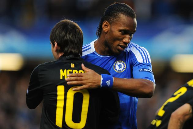 Chelsea vs. Barcelona: Player Ratings from the Blues' 1-0 Champions League Win