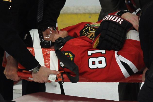 NHL Stanley Cup Playoffs: Biggest Injury Questions for Each Team