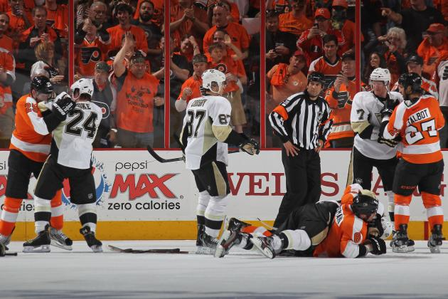 NHL Playoffs: Players to Watch in Game 4 of the Penguins vs. Flyers Series