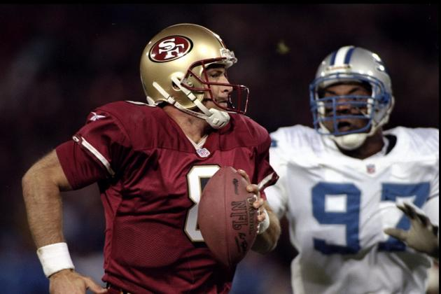 NFL Football: 10 Best Dual-Threat Quarterbacks of All Time