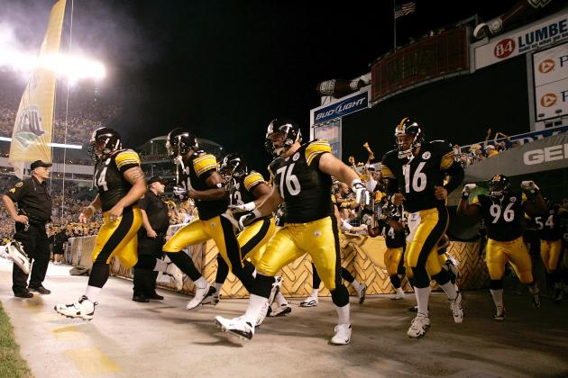 6 Interesting Quirks in the 2012 Pittsburgh Steelers Schedule