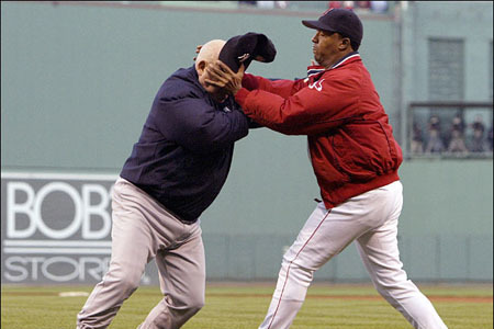 30 Most Intense Moments in the Yankees-Red Sox Rivalry