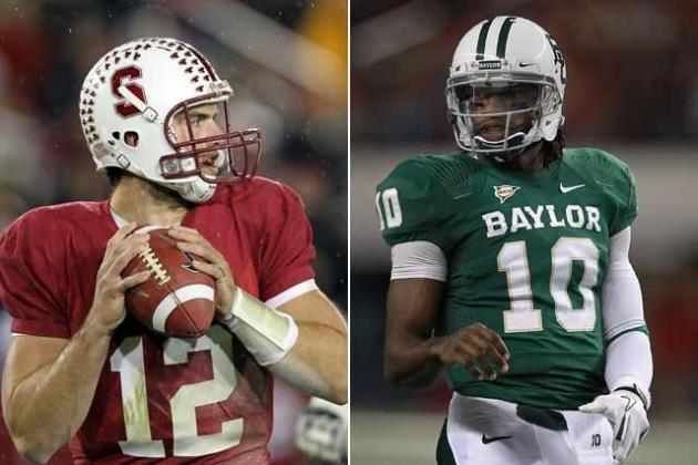 2012 NFL Draft: Mock Draft Picks 1-17