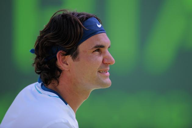 Roger Federer: 5 Interesting Statistics to Take Note of