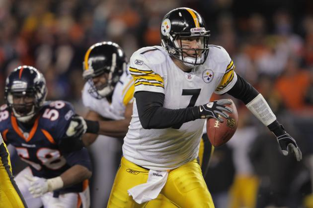 Pittsburgh Steelers 2012 Schedule: Which Games Could Be on National TV?