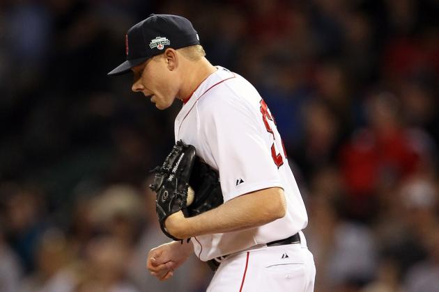 Mark Melancon: Latest in a Long Line of Cringe-Worthy Boston Red Sox Relievers