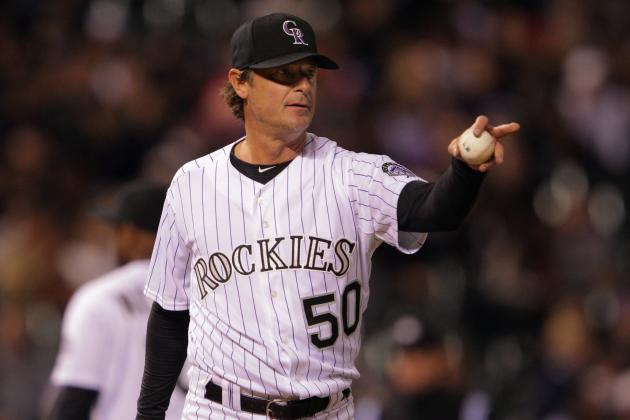 Jamie Moyer Wins: 5 Pitchers Who Could Be the Next 49-Year-Old Winner in MLB