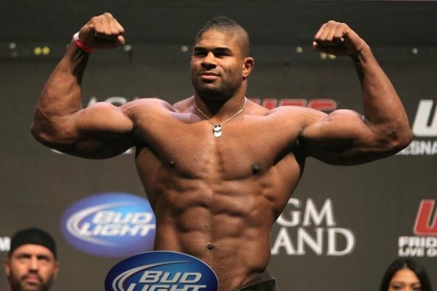 UFC 146: 5 Simple Reasons Why Alistair Overeem's Test Was High