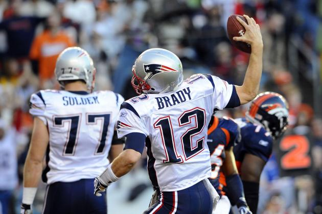 Patriots 2012 Schedule: Power Ranking the Games from Easiest to Toughest