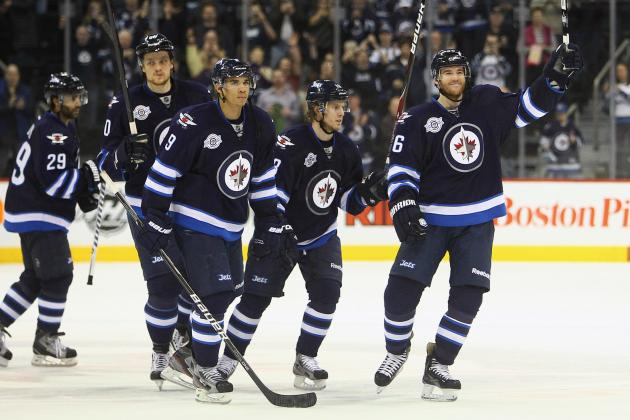 Winnipeg Jets: Top 10 Players and MVP of the 2011-12 Season