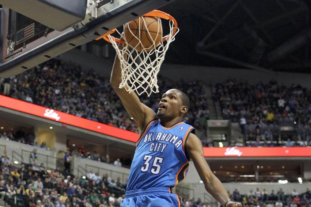 The Top 7 MVP Candidates for the 2011-12 NBA Season