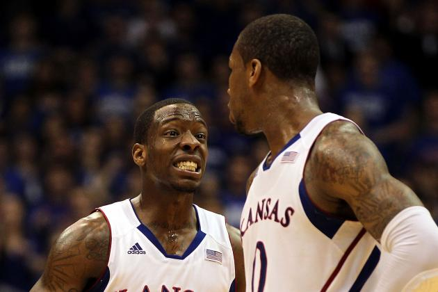 NBA Draft 2012: Pro Prospects of Jayhawks' Thomas Robinson and Tyshawn Taylor