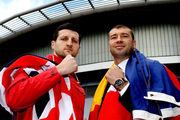 Carl Froch vs. Lucian Bute: 5 Reasons Why It's Worth Watching