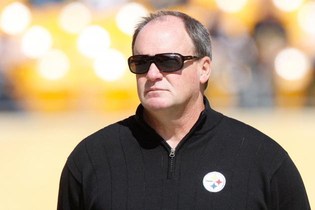 Pittsburgh Steelers' Full 7-Round Mock Draft 4.0