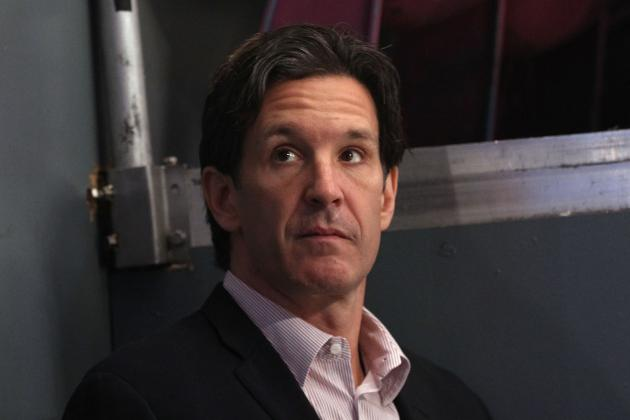 NHL Playoffs 2012: Brendan Shanahan Should Lose His Job