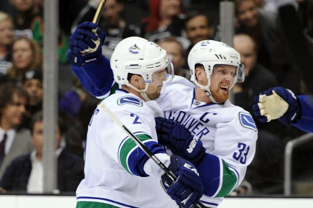 NHL Playoffs  : 5 Key Takeaways for the Vancouver Canucks Following Game 4