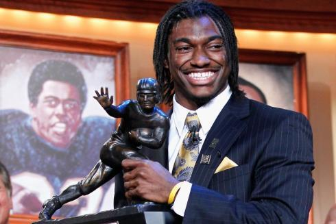 NFL Draft 2012: Washington Redskins' Best Options After Robert Griffin III