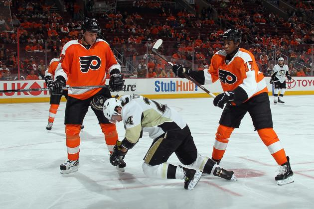 NHL Playoffs 2012: Ranking the Dirtiest Hitters in the Postseason